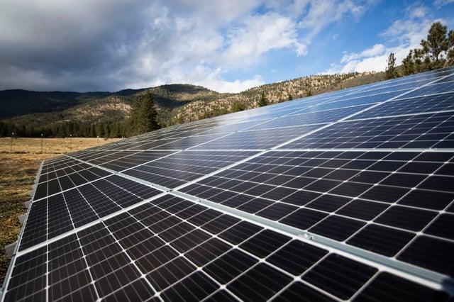 Solar Energy Power Technology