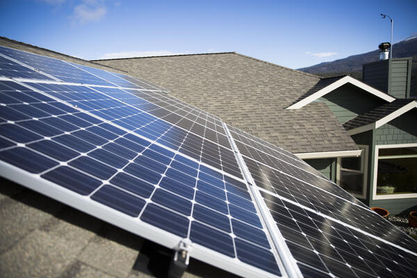 Solar Energy Electric Bill