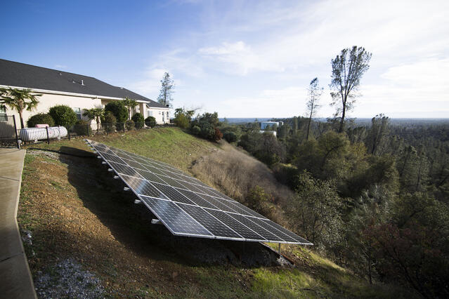 A Ground System In Northern California