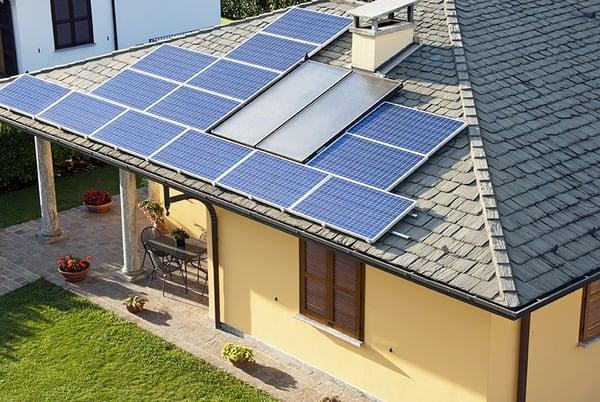Solar Technology Fixed String Solar