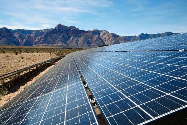 Northern California Solar Energy