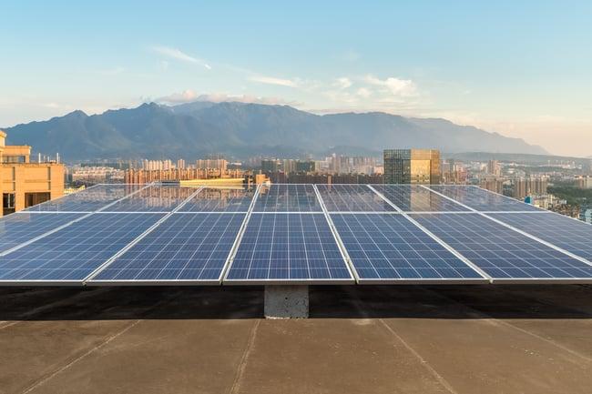 Utility Business Financial Solar